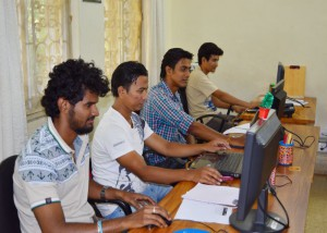 Creative & IT Department at Goatimeline