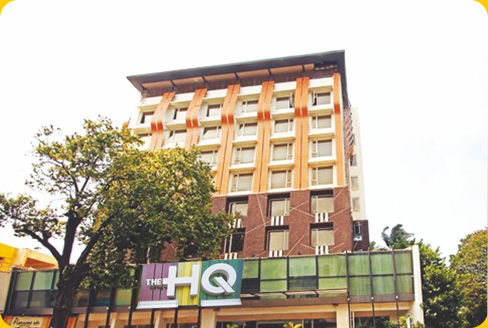 The HQ Hotel, Vasco-da-Gama